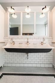 Double Faucet Trough Sink Vanity by Best 25 Trough Sink Ideas On Pinterest Concrete Sink Bathroom