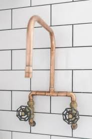 Diy Kitchen Faucet Copper In The Kitchen 14 Easy To Add Diy Details Faucets
