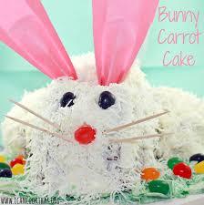 Bunny Carrot Cake Recipe