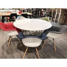Tulip Dining Table-Round Marble (replica) – Dia1200 ...