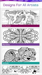 Disney Launches Coloring Book For Adults Color By
