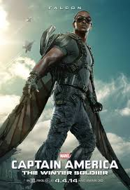 CAPTAIN AMERICA: THE WINTER SOLDIER New