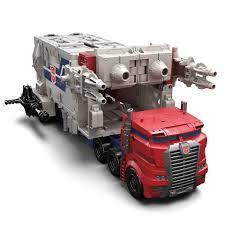 100 Optimus Prime Truck Model Hasbro Titans Return Leader Power Master