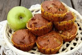 Almond Apple Muffins