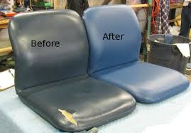 Dental Chair Upholstery Service by Laubacher Upholstery Commercial Applications