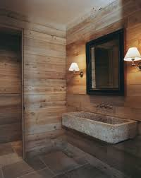 Bathroom Tile Ideas Rustic Rustic Modern Pinterest