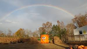 Spookley The Square Pumpkin by Spookley The Square Pumpkin Giant Inflatable