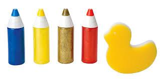 Crayola Bathtub Crayons Ingredients by Amazon Com Alex Toys Rub A Dub Bath Writers Toys U0026 Games