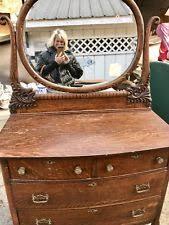 Tiger Oak Dresser Chest by Antique Oak Dresser Ebay