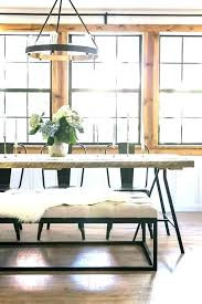 Dining Room Tables With Bench Seating Built In Table Banquette