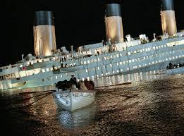 James Horner The Sinking by Rowing In The Lifeboats Away From Their Greatest Ship Leaving All