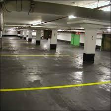 Underground Garages Painting