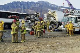 Multiple People Killed When Tour Bus Collides With Semi-truck Accident Snarls Traffic On Sb 15 Freeway Wednesday Night Victor More Tough Tesla Headlines This Week Cluding Troubling Video Trophy Truck Crash On Finish Line At Baja 1000 2017 Youtube Slams Into Fire Truck Stopped Red Light In Utah Las Vegas Witness Called 911 Twice Before Fatal Dump Medium Duty Multiple People Killed When Tour Bus Collides With Semitruck Weekend Mojave Offroad Race Approved Following Deadly Crash Nbc Video Drowsy Driving Leads To Nevada Memorial Ride Fundraiser Happening Today For Local Woman Daughter 8 Dead 12 Hurt Calif Desert Southern 395 California Stock Photos