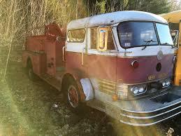 100 Inside A Fire Truck Pumper Engine 1965 Mack C United Exchange US