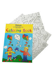 Wholesale Paper Coloring Books