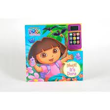Dora The Explorer Kitchen Set by Cell Phone Book Dora The Explorer Toys