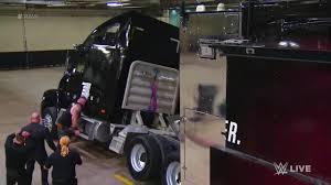 Braun Strowman Demolishes A TV Production Truck Monday Night Raw ...