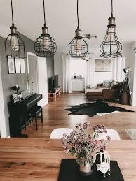 industrial interior livingroom inspiration vint