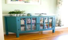 Ikea Hutch And Buffet Dining Room Storage Furniture