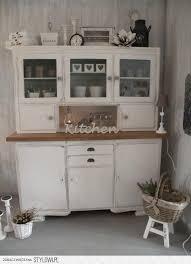 stylowi pl wnetrza piekny kredens bialy bielony kuchnia