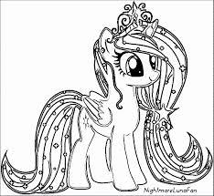 Realistic Alicorn Coloring Pages Unique My Little Pony Twilight Sparkle Ideas