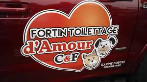 d amour fortin toilettage d amour opening hours 105 av d amours