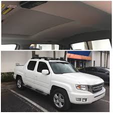 100 Truck Headliner E3 Upholstery Fresh Headliner And Shade Panel Completed In This