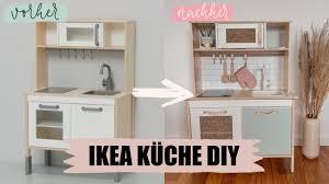 ikea spielküche makeover diy l ich gestalte die spielküche um l kisu ikea hack