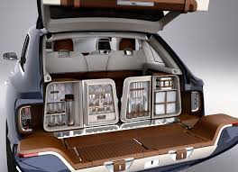 100 2015 Bentley Truck Now This Is My Idea Of Camping SUV EXP 9 F SUV