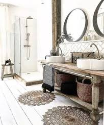 the bathroom renovation is done and amazing thrifty decor