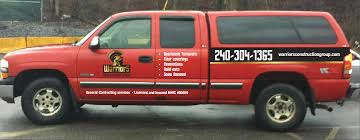Warrior's Construction Group - Warriors Construction Group Truck ...