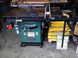 Grizzly 1023 Cabinet Saw by Ongoing Grizzly G1023rlw Review Canadian Woodworking And Home
