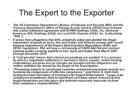 bureau dhl dhl the expert to the exporter