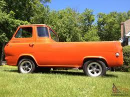 Ford Econoline 5 Window Pickup V8 , Disc Brakes, Auto, 9
