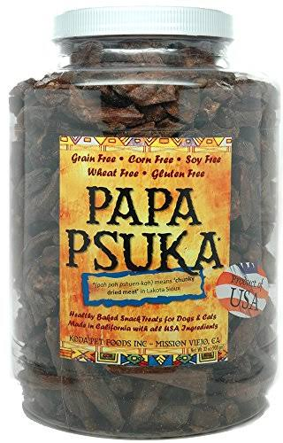 Koda Pet Papa Psuka - Baked Chunky Dried Meat 32oz