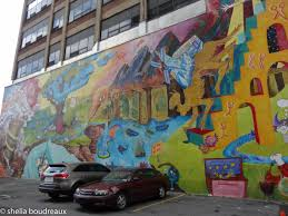 Philly Mural Arts Tour by Murals Are Not Graffiti No Tour Guide Needed