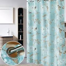 Bathroom Curtains At Walmart by Curtains Elegant Fabric Shower Curtains Bathroom Curtains