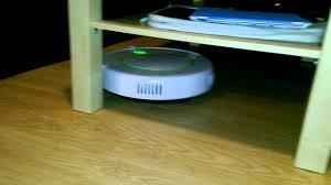 Easy Home Aldi Robot Vacuum Cleaner Negotiating Corners