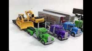 N Scale Semi Trucks Incredible Trainworx