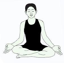 Steps Of Sukhasana Easy Yoga Pose