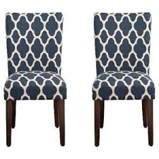 Add Modern Style To Your Dining Room With The Parson Chair Set Of 2 From HomePop Description Target I Searched For This On Bing