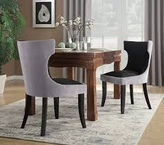 Amazon.com - Iconic Home Conrad Dining Side Chair Velvet PU Leather ... Bernhardt Interiors Remy 366562l Transitional Side Chair With Shop Coaster Company Ervin Espresso Cout Ding Free Okinami By Nazanin Kamali Case Fniture Avalon Seville Traditional Lindys Fg 675 Domo 63 Off West Elm Chairs Canal Modern Contemporary Allmodern Blasio 107882 Metallic Grey Appliances Cnection Caspian Faux Leather Fads Lef Collections Chair Cout Cognac Brown Pu Leather Set Remarkable Fabric Armchair With Dark Legs Design