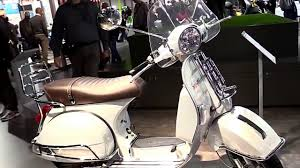 2017 Vespa PX 125 Touring Special Series Pro Lookaround Le Moto Around The World