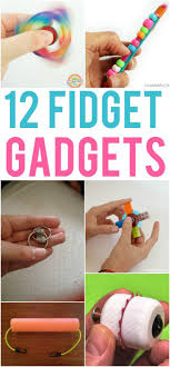 12 DIY Fidget Tools For Kids | Life | Best Pins | Diy Fidget ... Fidget Hand Spinner Multiple Colors Stress Anxiety Relief Fun For The Kids Or Adults Spinners Sainburys Asda Edc Game Zinc Sensory Theraplay Box Penglebao P867 A6 Large Container Truck With 6 What Are They Where Can I Buy Money Fidget Spinner Pink And Purple In India Silicone Kidbox Clothing Subscription Review Coupon Back To School Addictive Utube Best List Ever Must See The Best Hasbro Rubiks Cube Puzzle Toy Expired