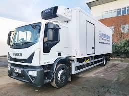 100 Truck Courier Express Our Latest 18tonne Multitemperature Vehicles