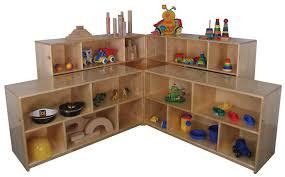 furniture beautiful light walnut wood toy storage cabinet ideas