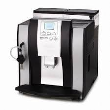 Fully Auto Coffee Machine Can Make Espresso And Cappuccino With Warning Counter Cup