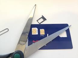 How to cut down your SIM card to Nano SIM size for the iPhone 5  EFTM