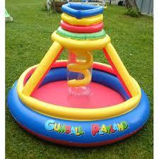 piscine a balle gonflable structure gonflable piscine à balles toboggan neuf et d occasion