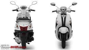 Rumour Yamaha To Launch Nozza Grande Vespa Competitor